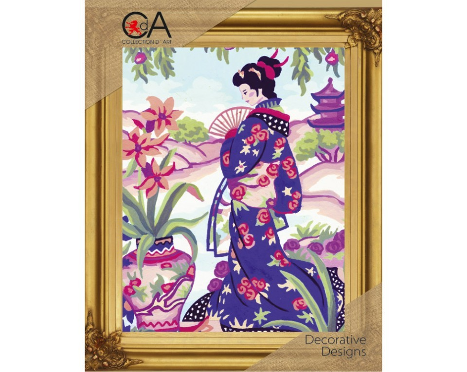 craftvim-tapestry-printed-canvas-geisha-kit